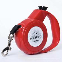 Amazon Hot Sale Automatic Retractable Pet Leash Eco Friendly Leash with LED Flashlight Profession Pet Lesh Supplier