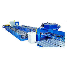 Automatic Roof Panel Cold Roll Forming Machine