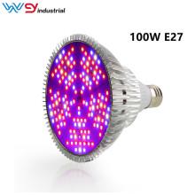 LED Grow Light Bulb 100W E27