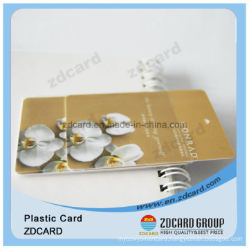 Print Plastic Inkjet Card for Employee ID Card