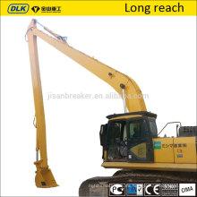 excavadora de largo alcance para todo tipo de excavadoras