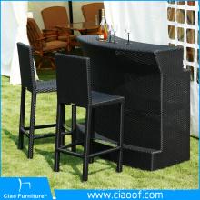 Le meilleur ensemble de meubles de pub de meubles extérieurs de vente