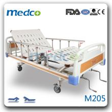 M205 Больничная кровать с двумя функциями