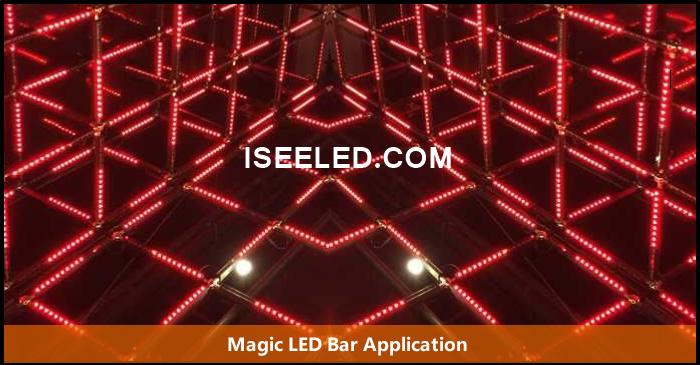Magic LED Bar Light
