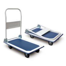 Carro de mano de plataforma de hierro pesado