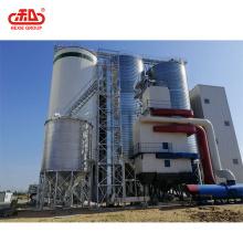 Línea de producción de pellets de paja de biomasa popular CE