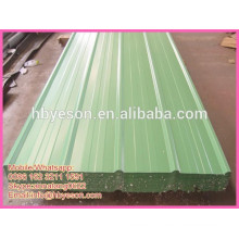 color coated roofing / steel roofing deck / heavy dute steel roofing