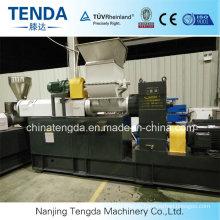 Máquina de reciclaje de plástico de residuos de lavado de triturado de película