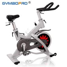 Vélo de rotation magnétique d'intérieur de vélos de rotation de forme physique commerciale