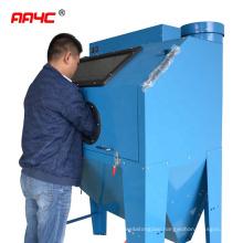 AA4C industrial electric sandblast industrial sandblast cabinet 420