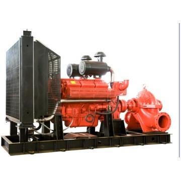 Pompe de lutte contre l'incendie de moteur diesel de haute qualité à vendre