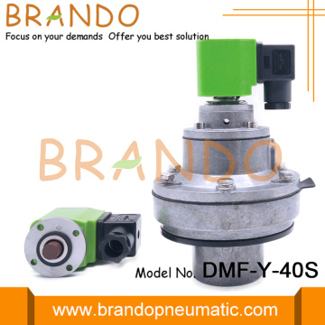 1-1 / 2 'Double Diaphragm Pulse Jet Valve