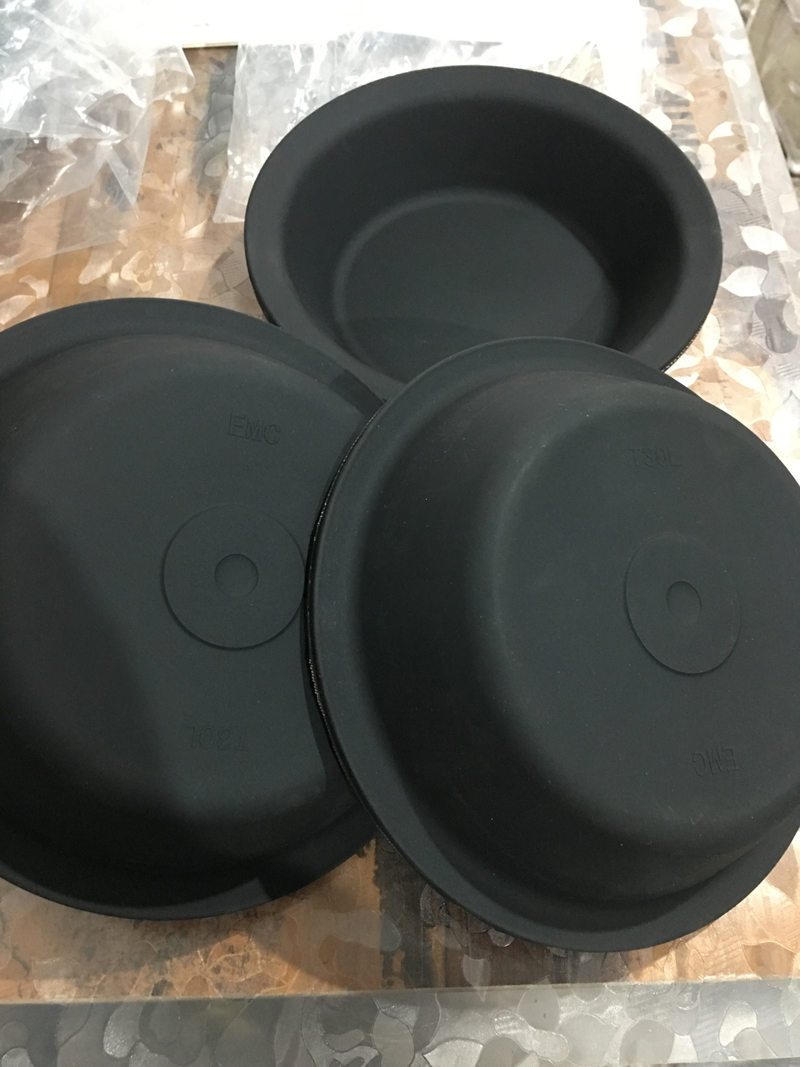 Nylon Reinforcing Fabric Rubber Diaphragms