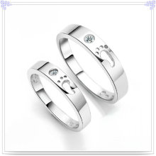 Crystal Jewelry Fashion Ring 925 Sterling Silver Jewelry (CR0006)