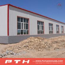 Projet en Moldavie Entrepôt préfabriqué en acier
