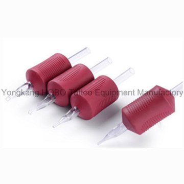 Professional Outlet Disposable Silicone Rubber Tattoo Grips