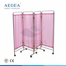 AG-SC001 Pliable avec l'écran différent de lit d'hôpital de couleur mobile