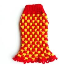 Пользовательские рука Вязание домашних животных Продукты Одежда Полоса Свитера Кардиганы