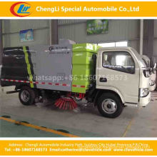 Dongfeng Sanitation Road Sweeper Suction Truck