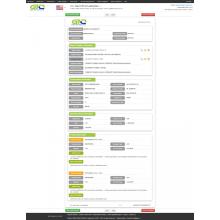 США Импорт пользовательских данных GENERATOR SET