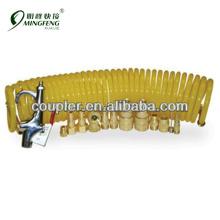 15 pieces air accessory high pressure color air blow gun
