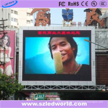 P8 High Brightness DIP246 LED Display Screen for Marketing