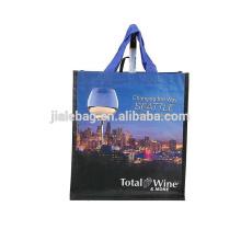 2017 Popular Wine&Bottle Nonwoven Bag