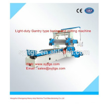 Light-duty Gantry type boring and milling machine price for sale