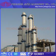 Álcool / álcool etílico Destilaria Equipamento Coluna de destilação