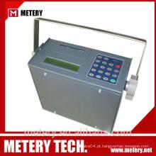 Totalizador de fluxo ultra-sônico portátil MT101PU