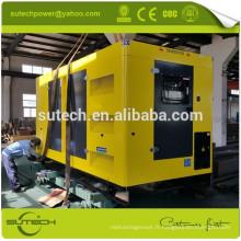 Générateur diesel de puissance continue silencieuse de prix 300 KVA alimenté par le moteur 4TA4455-G1A de CUMMINS