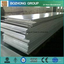 Tapis. No. 1.4510 Plaque en acier inoxydable DIN X6crti17 AISI 430t