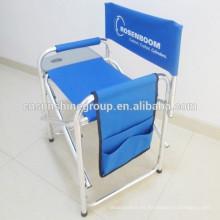 Sillas de Director plegables barato o sillas de playa plegables o Director sillas con mesas laterales