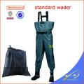SW001 waterproof nylon pvc environmental standard wader