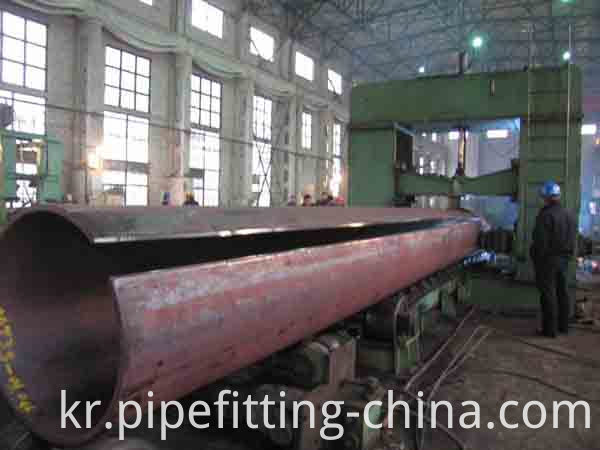Steel Pipe workshop