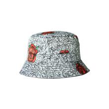 Lady Fashion Outdoor Sun Bucket Hat Beach Hat (U0030/30B)