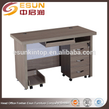 Picture of wooden computer table, wooden computer table design, wood computer table models