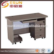 Imagem de mesa de computador de madeira, design de mesa de computador de madeira, modelos de mesa de computador de madeira