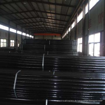 Zeitplan 80 Stahlrohr