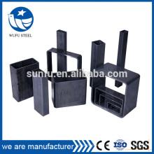ST37 / ST52 acier au carbone noir acier