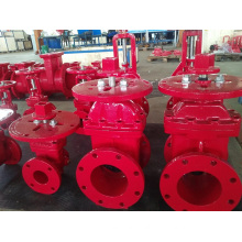 UL/FM 200psi Nrs Flanged End Gate Valve