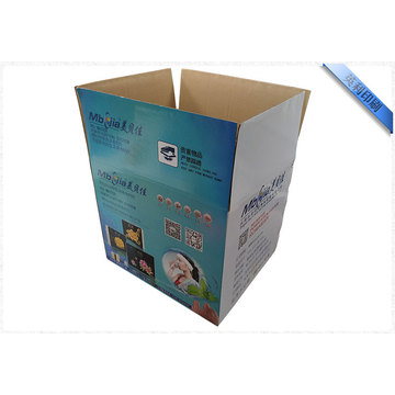 Water purifier packaging color box