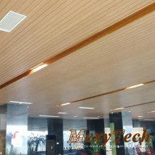 Painel de parede composto plástico de madeira do painel de madeira da sala de reunião