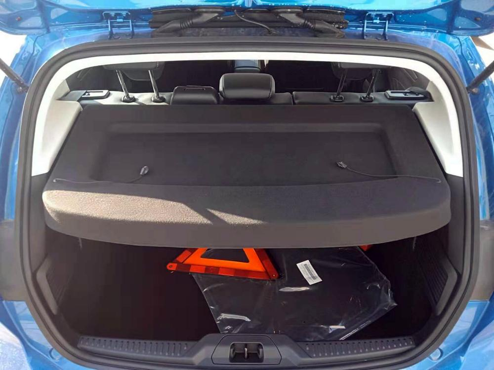 SUV Storage Trunk Cover