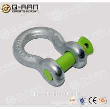 Drop Forged Anchor Shackle--Rigging Hardware