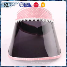 Hot selling low price fashional sun visor hats with good offer