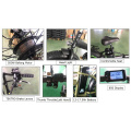 Bafang 8FUN 500w Top Quality 20''x4.0 Electric Fat Tire Folding Electric bike bicycle