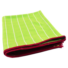 Microfiber Eco- friendly Bamboo Charcoal Cloth Cleaning Quick Dry Hair Towel