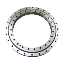 Hubungi Ball Type Slewing Bearing / Non-gear