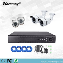 KITS NVR POE HD 2.0MP DE 4CHS